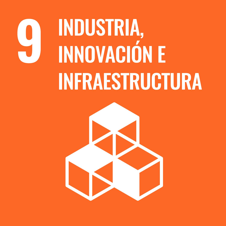 09. industria, innovación e infraestructura