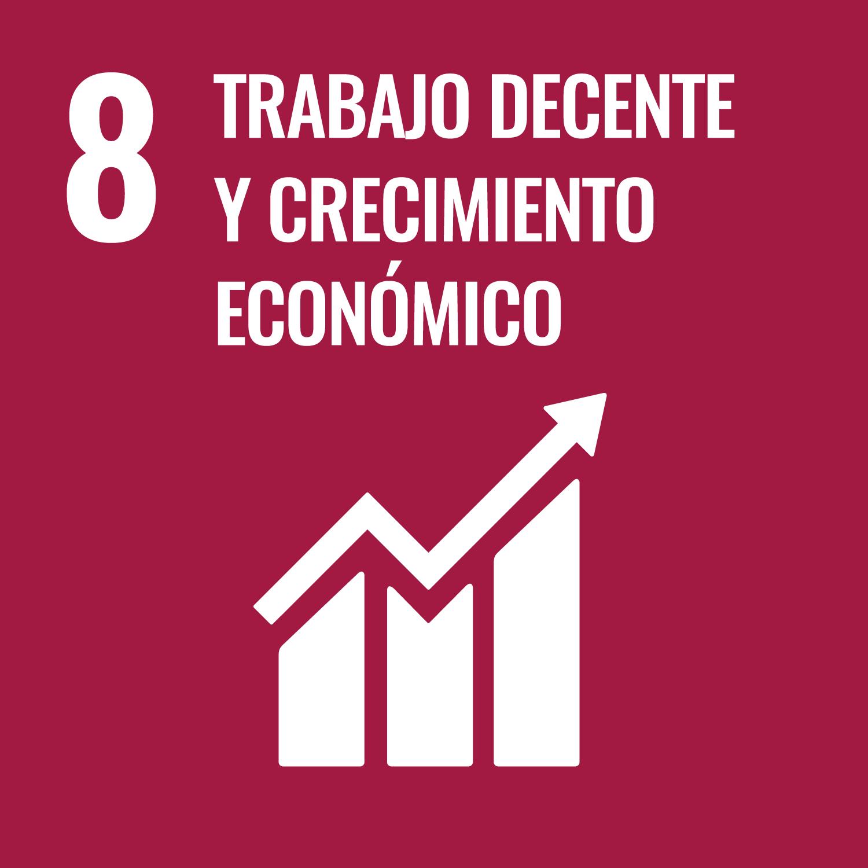 08. trabajo decente y crecimiento económico